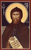 St Ephrem the Syrian, Hymnographer