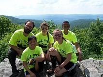 Senior Camper Hike