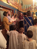 Becoming Catechumens